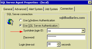how to run sql server agent