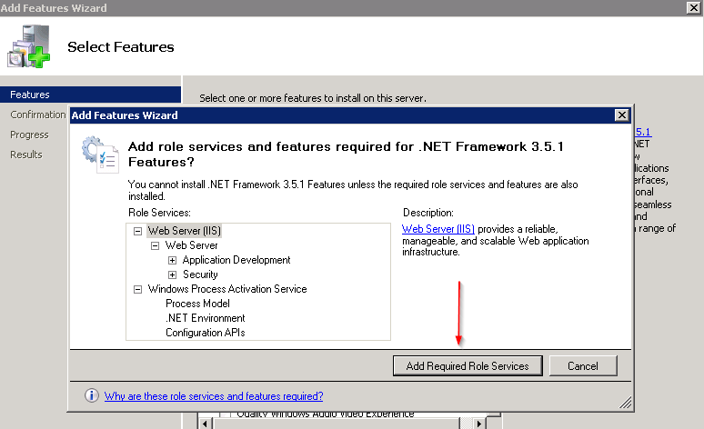 .Net Framework 3.5 WILL NOT INSTALL.